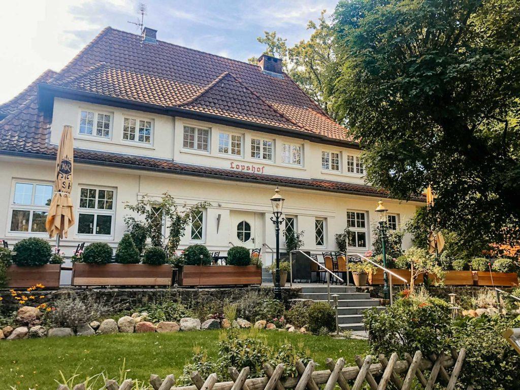 Lopshof Restaurant Dötlingen Katja Radvan
